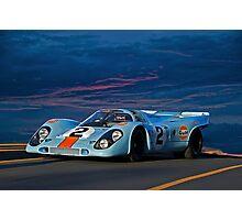 1969 Porsche 911 917K Photographic Print