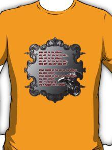 dead cat T-Shirt