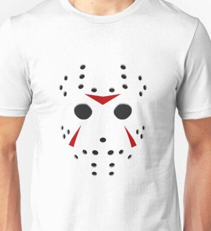 Serial killer Hockey mask Unisex T-Shirt
