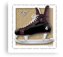 Classic Skate Canvas Print