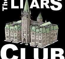 The Liars Club by MacKaycartoons