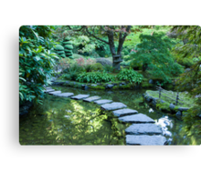 Solitude Path Canvas Print