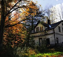 Old Abandoned House by Nazareth