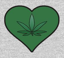 I Love Weed by Alsvisions