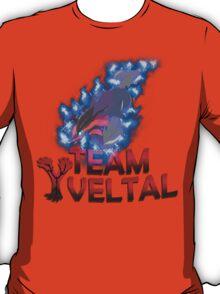 Team Yveltal Blue Arua T-Shirt