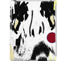playing tuba for the march hare 2 iPad Case/Skin
