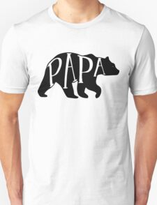 Papa Bear Gifts T-Shirt
