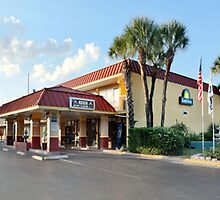days inn midtown hotel orlando by deepSingh