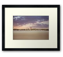 Ponce de Leon Lighthouse Framed Print