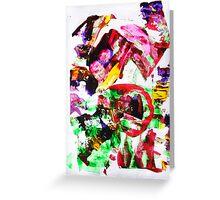 Abstract #777 Greeting Card