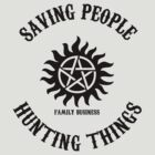 Saving People Hunting Things by QuinOfWesteros