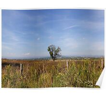 Overlooking The Shenandoah Valley Poster