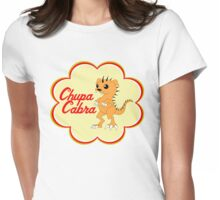 Chupacabra  Womens Fitted T-Shirt