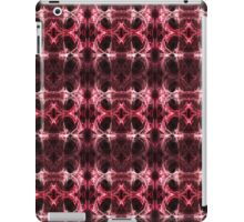 Electric Barbed Wire ( Pink ) iPad Case/Skin