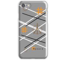 Hashtag peace iPhone Case/Skin