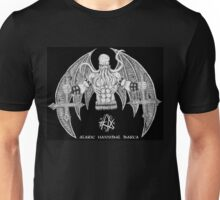 Death Metal Cthulhu (Raw Version) Unisex T-Shirt