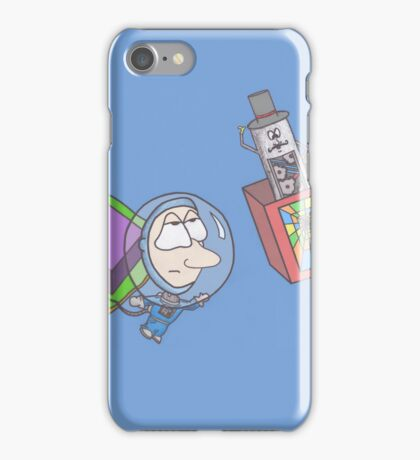 Abalone and his Bauble iPhone Case/Skin