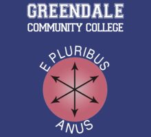 Greendale - E Pluribus Anus by jpvalery