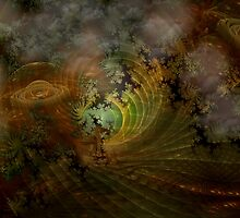Creation by Craig Hitchens - Spiritual Digital Art