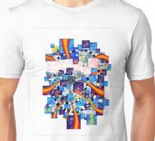 Abstract digital art - Deselia V2 Unisex T-Shirt