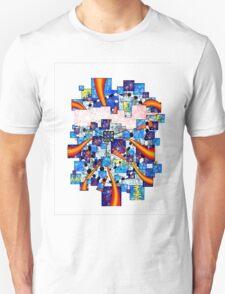 Abstract digital art - Deselia V2 T-Shirt