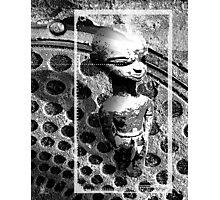 urban shaman Photographic Print