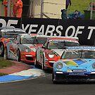 Porsche  by Donald  Stewart