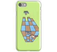 Coaxed iPhone Case/Skin