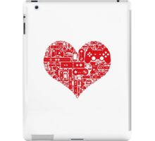 Gamer heart iPad Case/Skin
