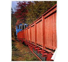 Autumn Stowaway  Poster