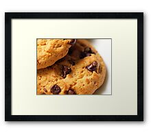 Mmm...Cookies Framed Print