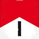 No228 My Rush minimal movie poster by Chungkong