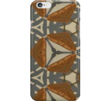 caleidoscophoto - chairs 3 iPhone Case/Skin