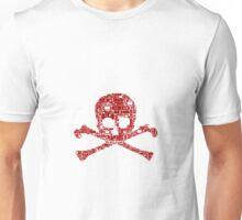 Gamer skull Unisex T-Shirt