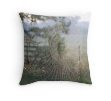 Nature's Engineers 2 Throw Pillow