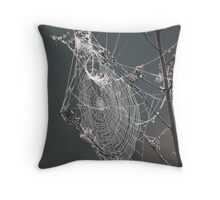 Nature's Engineers 6 Throw Pillow