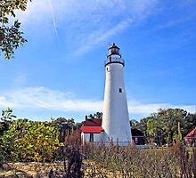 Fort Gratiot Lighthouse by djphoto