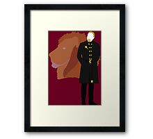 Tywin Lannister - A Game of Thrones Framed Print