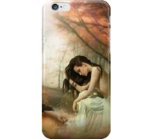 Autumn and Halloween iPhone Case/Skin