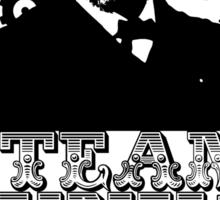 Jules Verne was a punk Sticker
