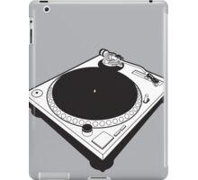 Cool Turntable - Recordplayer iPad Case/Skin