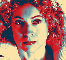 River Song Spoilers by WhovianLillie