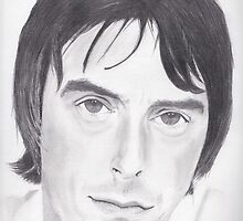 Paul Weller  by AndyWorthyArt