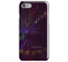 I see lights and I feel the love iPhone Case/Skin