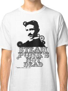 Nikola Tesla was a punk Classic T-Shirt