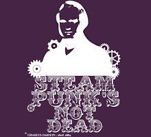 Charles Darwin was a white punk T-Shirt
