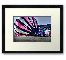 Balloon Series #11 Framed Print