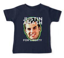 Justin Amash Michicagn Republican Libertarian Baby Tee