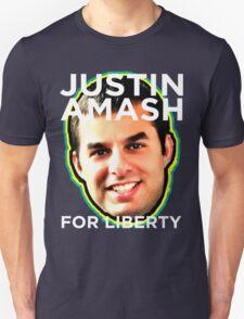 Justin Amash Michicagn Republican Libertarian Unisex T-Shirt