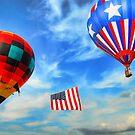 Plano Texas Balloon Festival by Dyle Warren